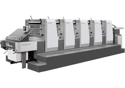 Máquinas para la industria gráfica