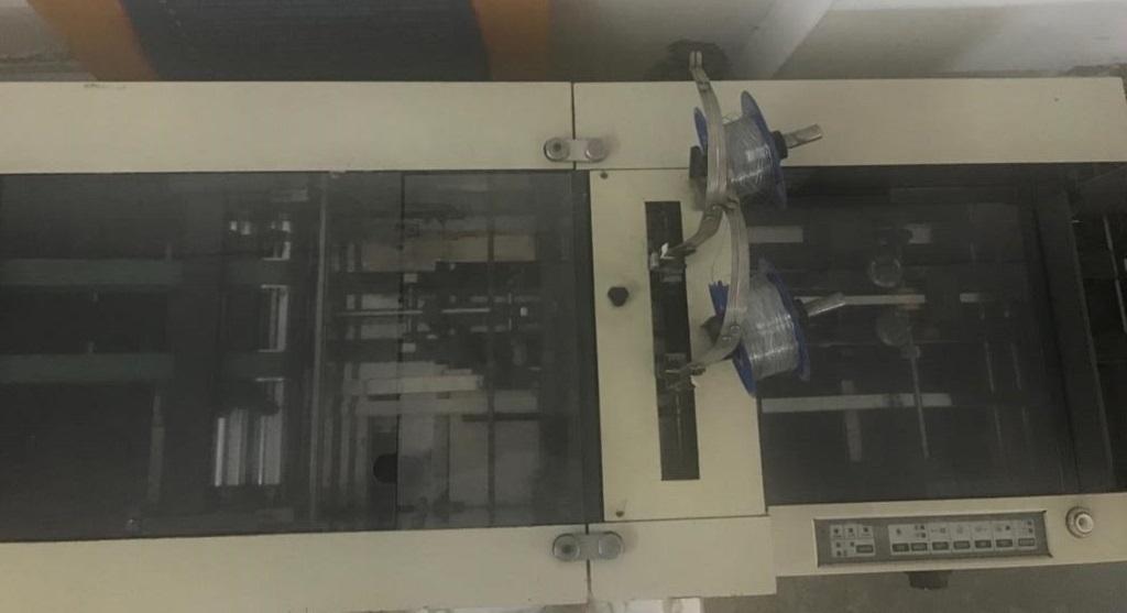 Intercaladora Duplo DC8000S 3