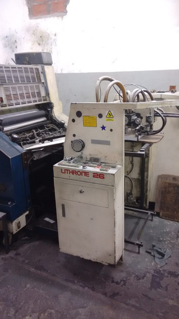 Komori Lithrone 426 1